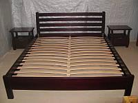 """Деревянная кровать """"Масу"""""""