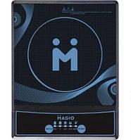 Индукционная плита настольная Magio MG-444 2000Вт керамическая 5режимов