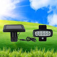Газонный светильник на солнечной батарее Horoz WIZARD