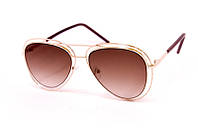 """Солнцезащитные женские очки Капля в подарок от  магазина меховых изделий """"Соболини"""""""