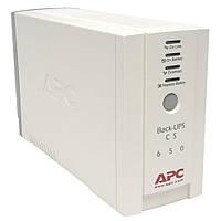 Источник бесперебойного питания APC Back-UPS CS 650VA