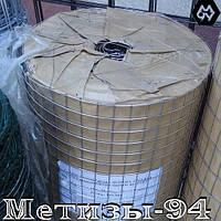 Сетка сварная 25х25х1,7 с повышенной защитой от коррозии ТМ Казачка для клеток, животноводства и птиц, для кро