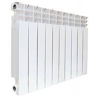 Алюминиевый радиатор отопления AllTermo Super 500/100