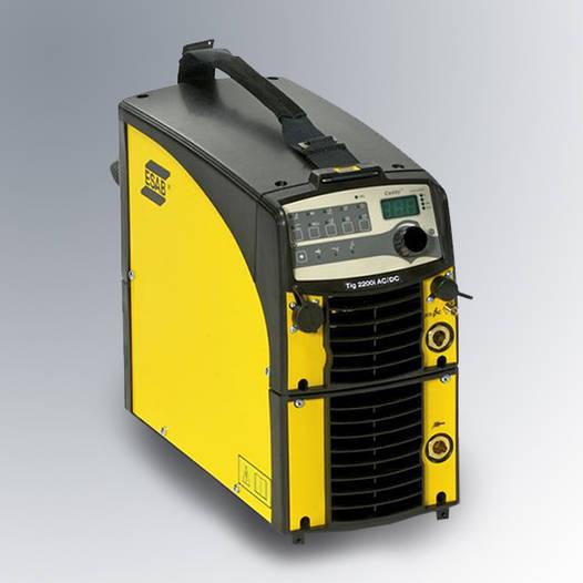 Инвертер Caddy ® Tig 2200i AC/DC ESAB