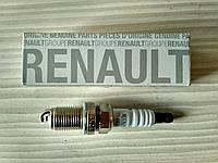 Свеча зажигания Renault/Peugeot 1.4 1.6 1.8 2.0  Berlingo Partner Bipper Kangoo Logan Clio II(7700500155)