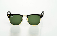 Очки Ray Ban Clubmaster Black-Green 9311