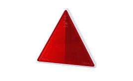 Рефлектор - треугольник, с белой рамкой, на 2-х винтах