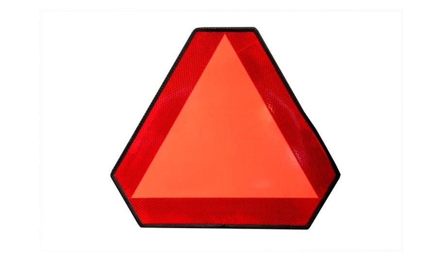 Светоотражающий треугольник