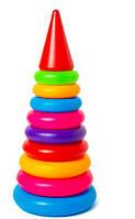 Детская пирамидка Бамсик №2
