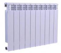 Биметаллический радиатор отопления Alltermo Bimetal 500/80