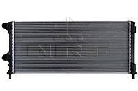 Радиатор охлаждения Fiat Doblo 1.3/1.9 JTD/1.9 MultiJet 2001-->2011 NRF (Нидерланды) 53245