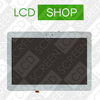 Модуль для планшета Samsung Galaxy Tab 10.1 P7500 P7510, белый, дисплей + тачскрин, WWW.LCDSHOP.NET , #9