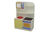Детская игровая кухня для садика Текна  800*420*1200h