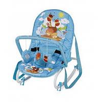 Кресло-качалка Bertoni TOP RELAX (blue adventure)