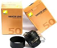 AF-S Nikkor 50mm f1,8 G