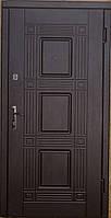 Двери входные металлические Жаклин венге МДФ 16 мм (квартира) Эконом улучшенная