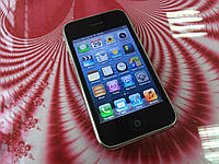 Apple Iphone 3gs 8gb Black