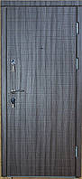 Входные металлические двери квартира (два контура) модель Дария