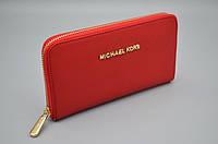 MICHAEL KORS Кошелек, качество Оригинала 100% CONTINENTAL, цвет синий, розовый, красный, кошелек майкл корс