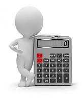 Калькулятор KK 2606 A (под замену акб)