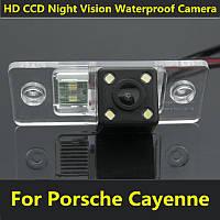 Камера заднего вида Porsche Cayenne Skoda Fabia VW Volkswagen Polo(3C) Tiguan Touareg Passat, фото 1