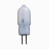 Светодиодная лампа Lemanso G4 1,5W AC/DC12V 6500K холодный