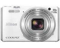 Фотокамера Nikon Coolpix S7000 White