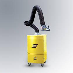 Универсальная мобильная установка для вытяжки сварочных дымов Origo Vac C10