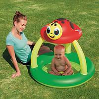 Детский надувной бассейн Bestway 91х91х84 см (52181)