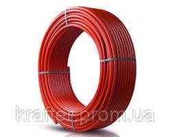 Труба для теплого пола DIAMOND EVOH PE-RT 16x2,0 (с кислородным барьером)