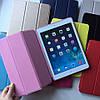 Золотой кожаный чехол Smart Case для iPad Air 2 , фото 7