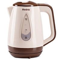 Электрочайник дисковый Magio 1,7л 2200Вт