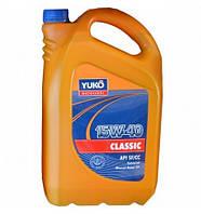 Моторное масло YUKO CLASSIC 15W-40 5 л