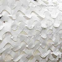 Сеть маскировочная затеняющая, серия Patio, 1.5*3 м, Белая