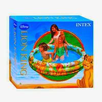 Надувной бассейн Дисней INTEX 147х33 см. (58420)