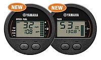 Пара цифровых приборов Yamaha