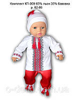 Крестильная одежда для новорожденного
