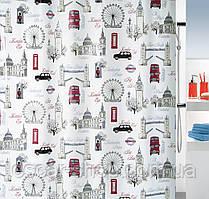 Шторка для ванної вінілова Spirella WESTMINSTER 180х200