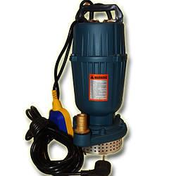 Дренажный насос чугунный корпус QDX 1.5-16-0.37 H.World