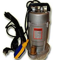 Дренажный насос чугунный корпус QDX 1.5-16-0.37 (металлик) H.World