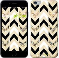 """Чехол на iPhone 6s Plus Шеврон 10 """"3355c-91"""""""