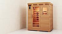 Инфракрасная сауна Tuoni III Premium для дома, квартиры,дачи или спа-салона, Львов