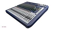 Soundcraft Signature 16 - Аналоговый микшерный пульт