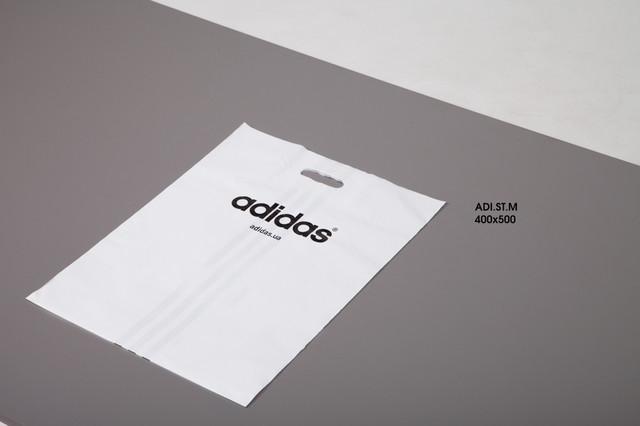 Пакеты полиэтиленовые 400х500mm adidas