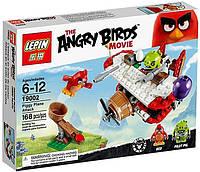Конструктор Lepin 19002 Angry Birds Самолетная атака свинок