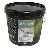 Восковая эмульсия Decor Wax (полупрозрачная) 3л