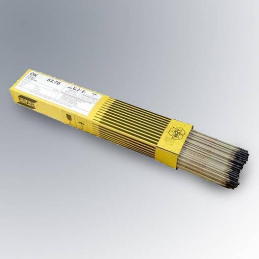 Электроды сварочные OK 53.70 2,5мм ESAB (пачка 4,5кг)