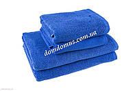 Отельное полотенце Philippus 70*140, 6 шт./упаковка, плотность 500 г/м2, синее