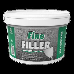 Мелкозернистая шпаклевка Fine Filler Eskaro 2,5л