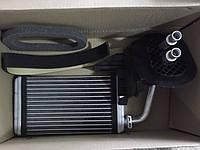 Радиатор печки Master Movano Interstar 98-г.в. 230*140*32, фото 1